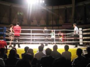 ボクシング試合