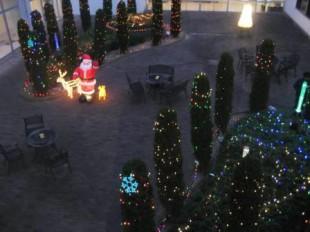 クリスマス 森本病院